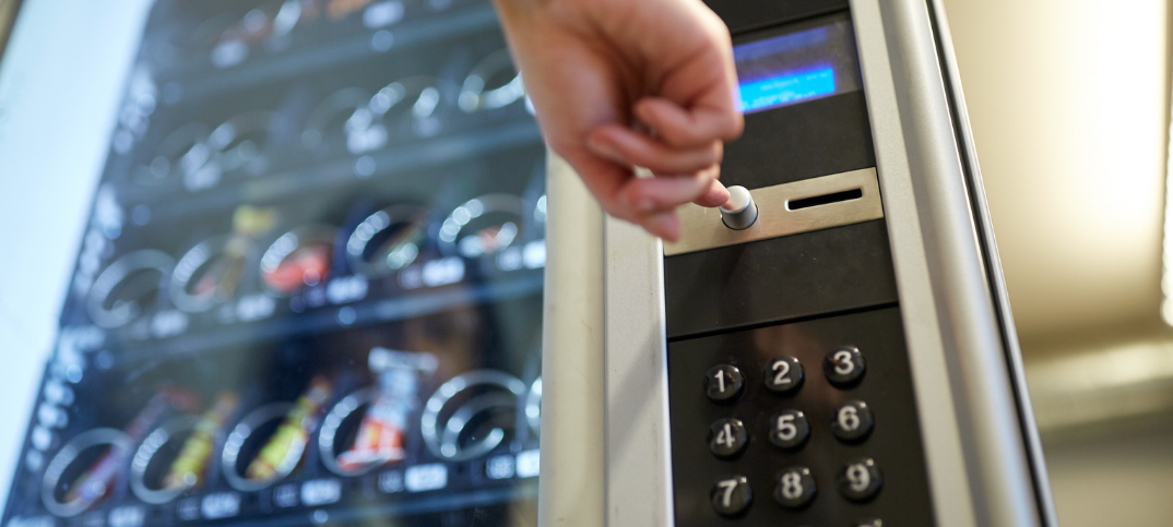 Vending machines and its pros