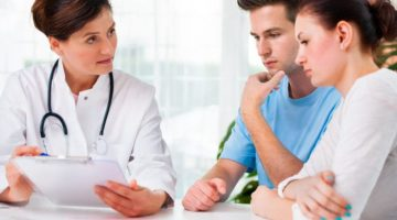 Consulting a Doctor about Infertility