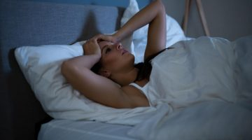 The trouble with sleeping